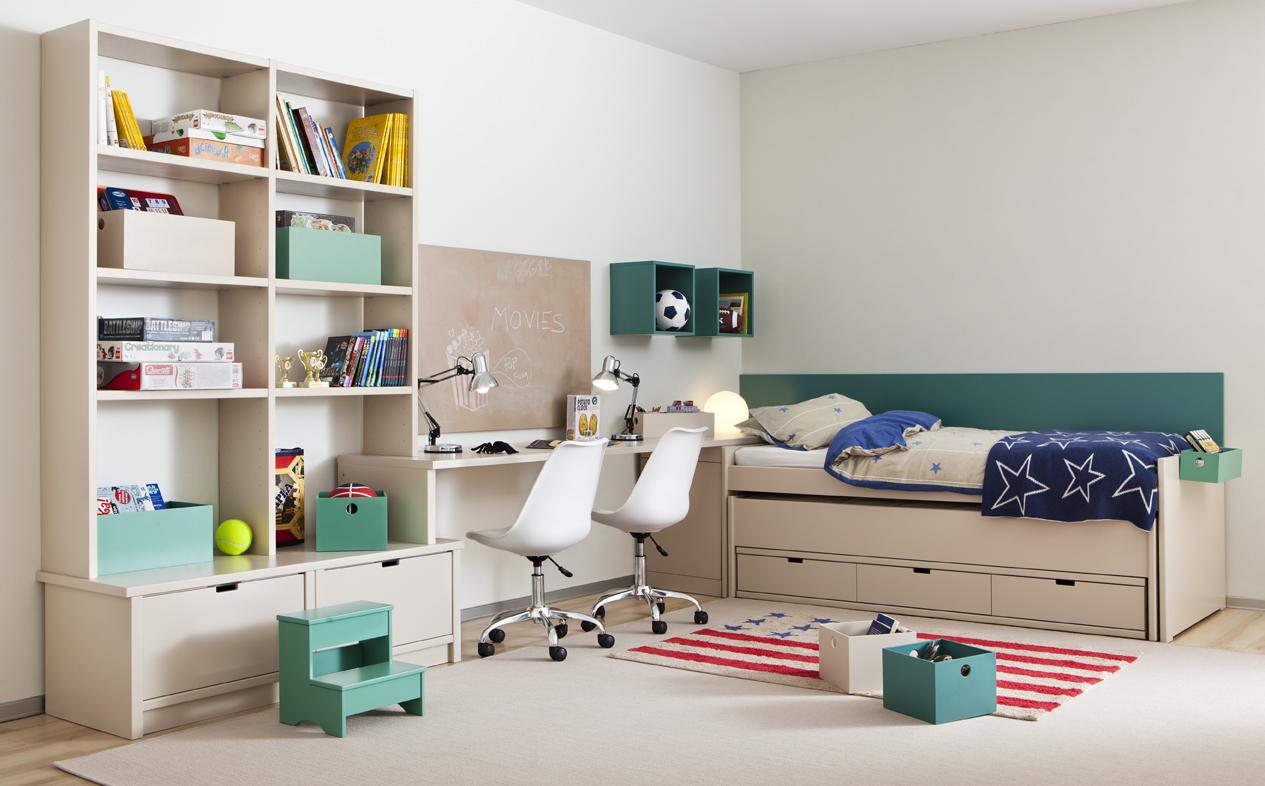 Ni os 3 estilos muy modernos para decorar la habitaci n Decoracion cuarto nino
