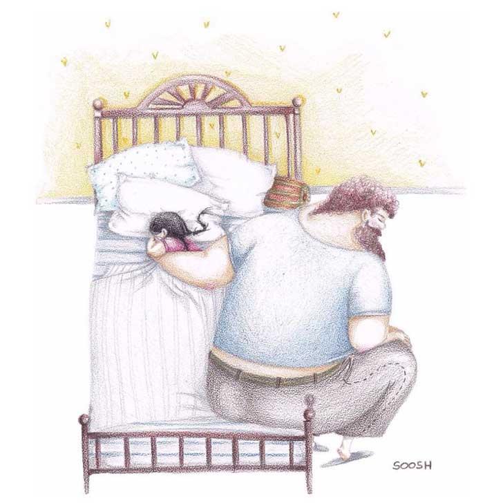 ilustraciones papa hija 5