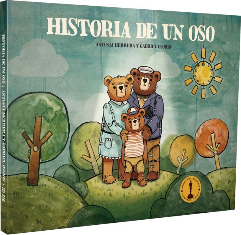 historia de un oso libro 2
